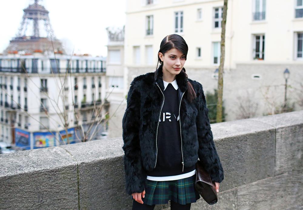 Larissa Hoffmann Street Style