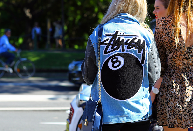 Stussy 8 Ball Jacket