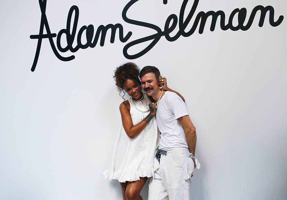 Adam Selman Rihanna