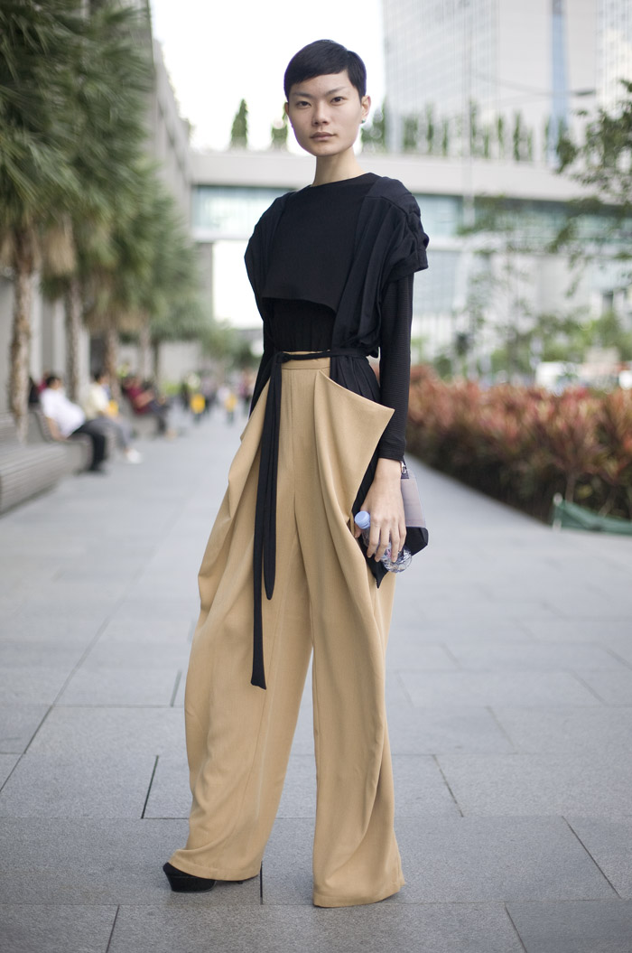 Blueprint Singapore Street Fashion Street Peeper Global Street Fashion And Street Style