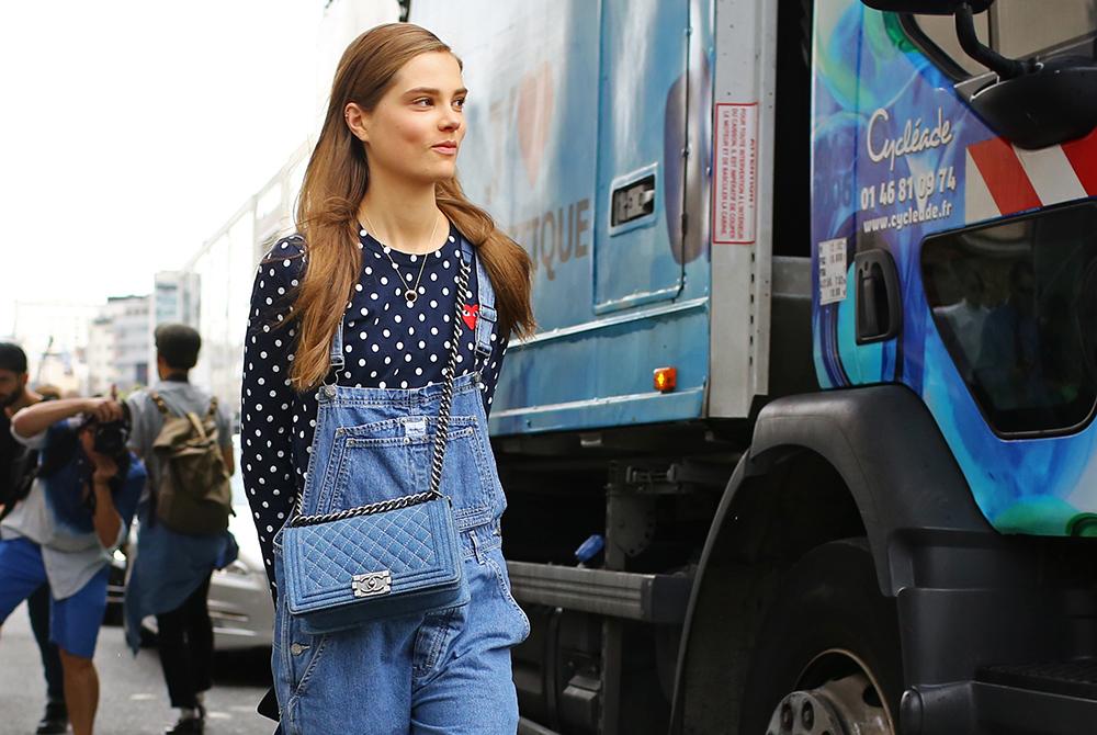 Caroline Brasch Nielsen Street Style