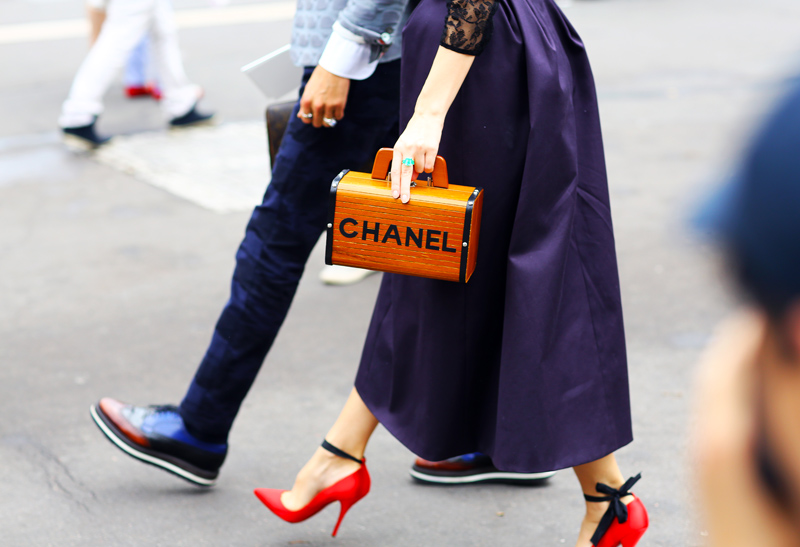 Chanel Lunchbox