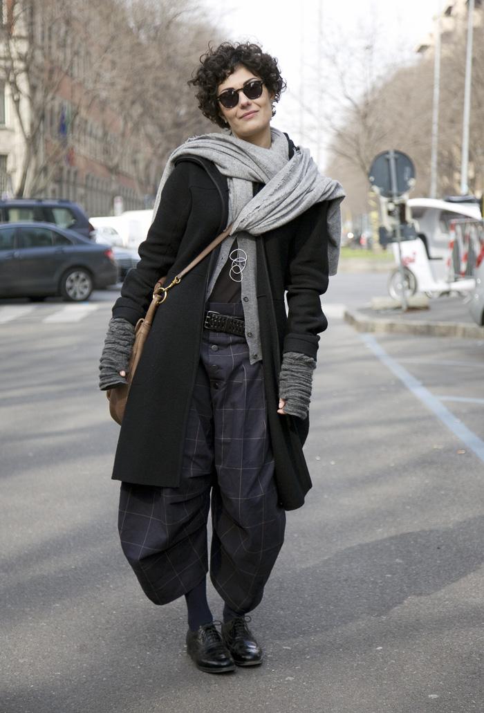 Comme, Milan   Street Fashion   Street Peeper