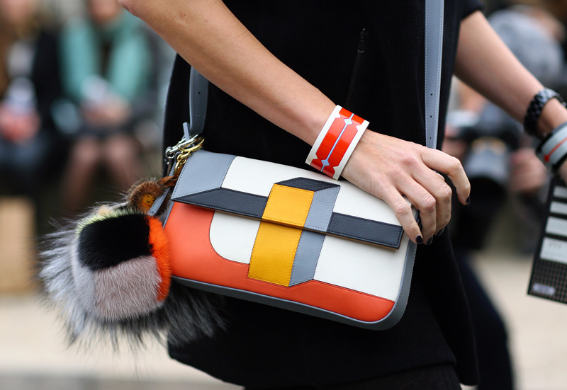 Fendi Bag Dice