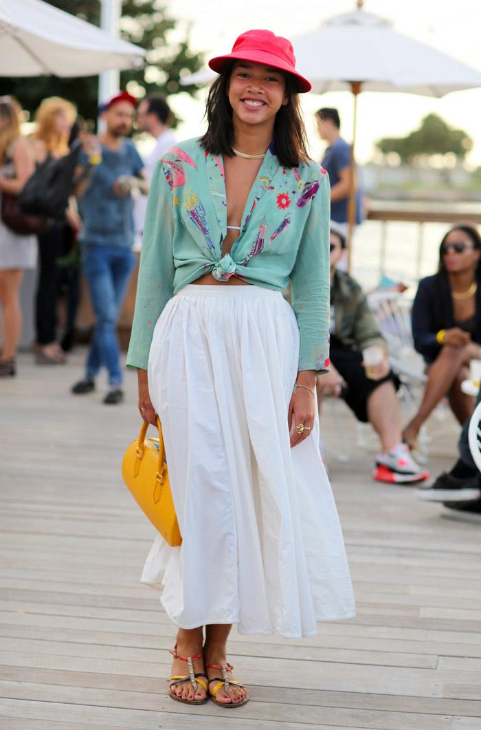 Hannah Bronfman Miami Street Fashion Street Peeper Global Street Fashion And Street Style