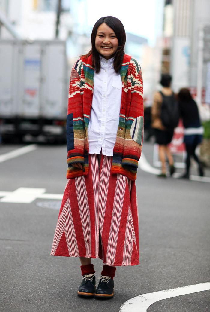 Happy Tokyo Street Fashion Street Peeper Global