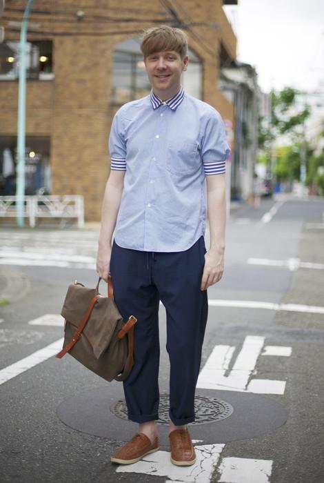 Steve Salter Goes to Tokyo