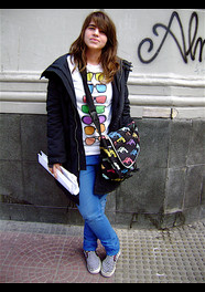 Street Fashion Buenos Aires
