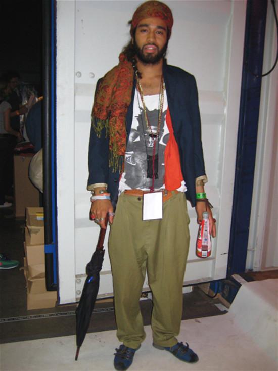 Pirate Look, Amsterdam
