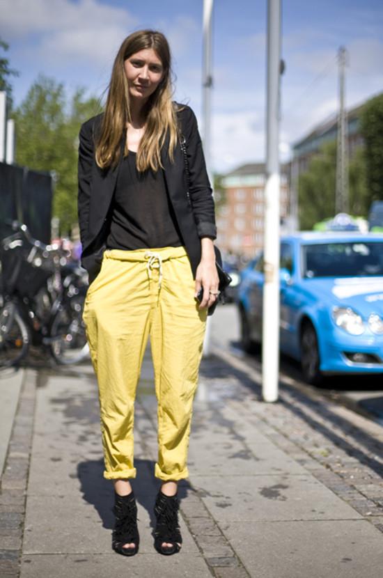 Emily Johannsen, Copenhagen
