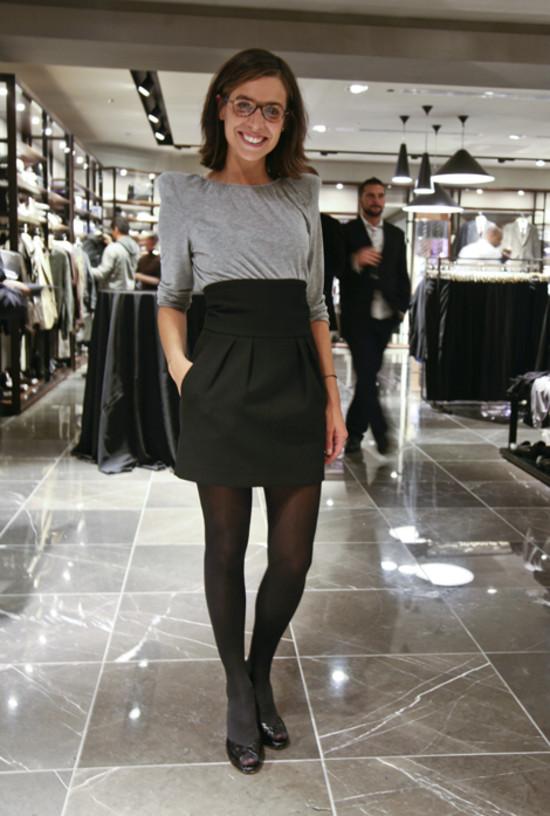 Amaya @ Chicago Zara Store Opening