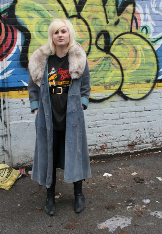 Toronto Fur Collar