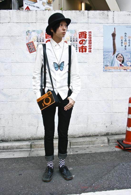 Tomo, Tokyo Street Fashion