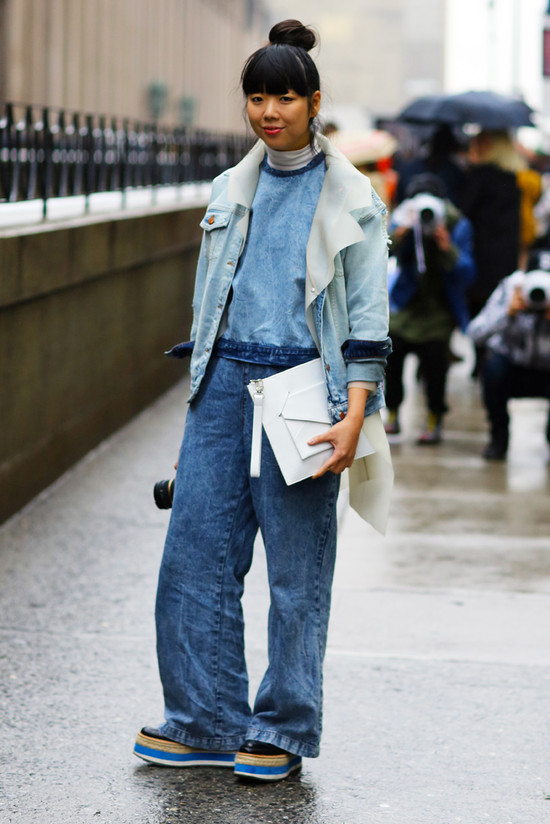 Susie Bubble in Denim
