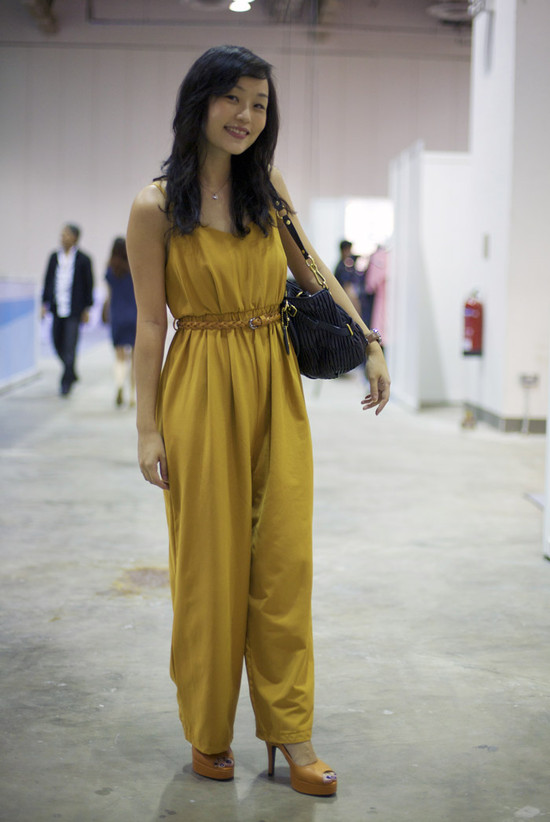 Blueprint Singapore, Jumpsuit