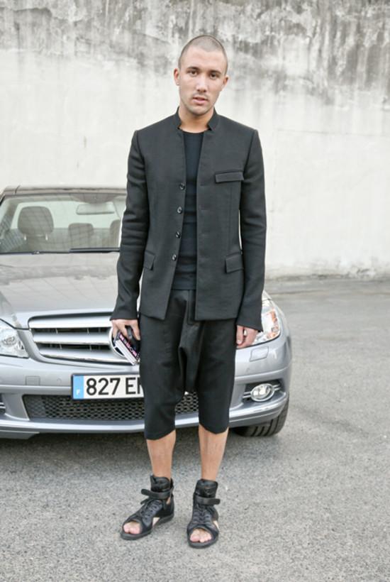 All Black, Paris