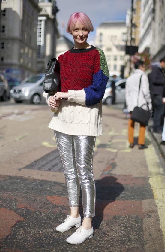 Tri Color Sweater, ASOS Buyer