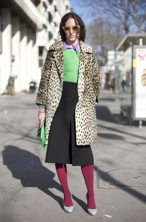 Ondine, Spotted Coat