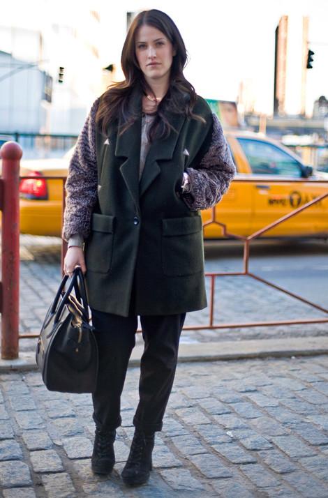 Sabrina Strelitz, NYC