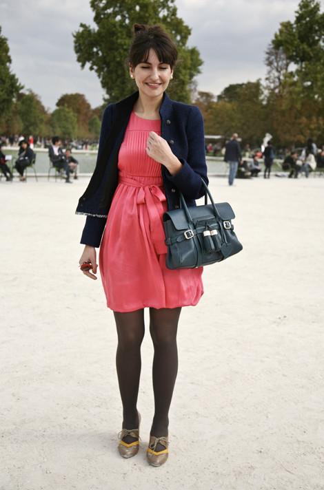 Evalina, Paris