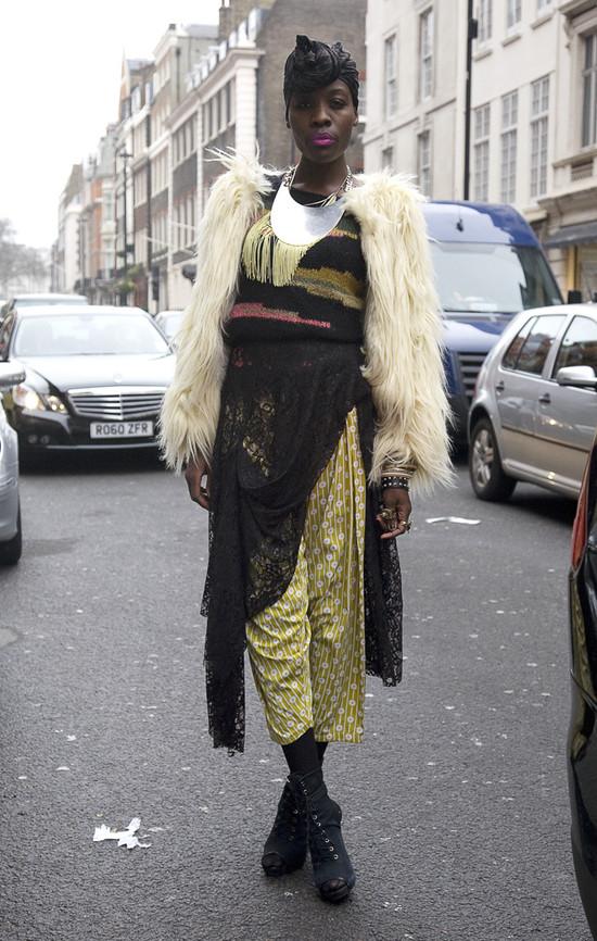Marian Kihogo, London