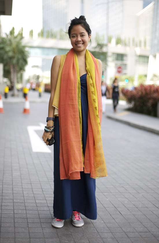 Blueprint Singapore: Indian Scarves