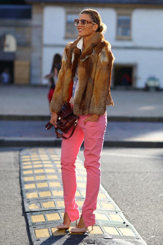 Tanja Gacic, Fur+Pink