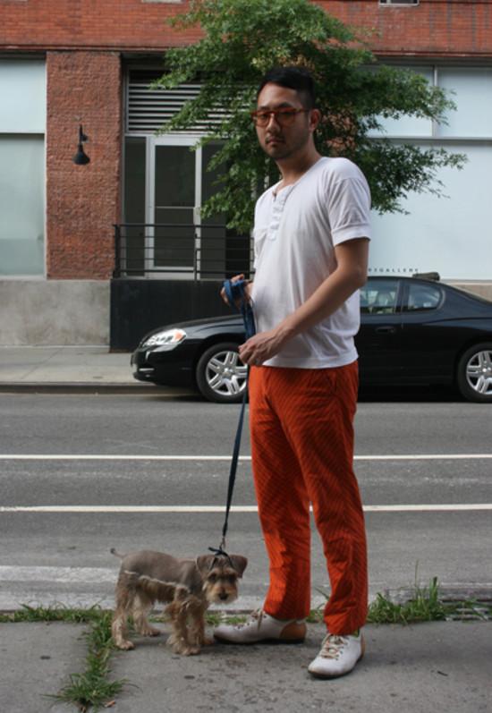 George & Dog, NYC