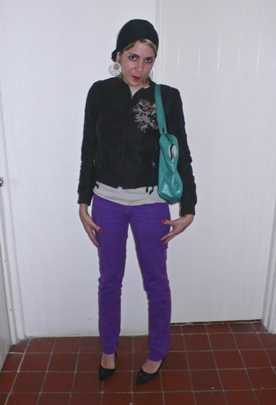 Purple Jeans, Mexico City
