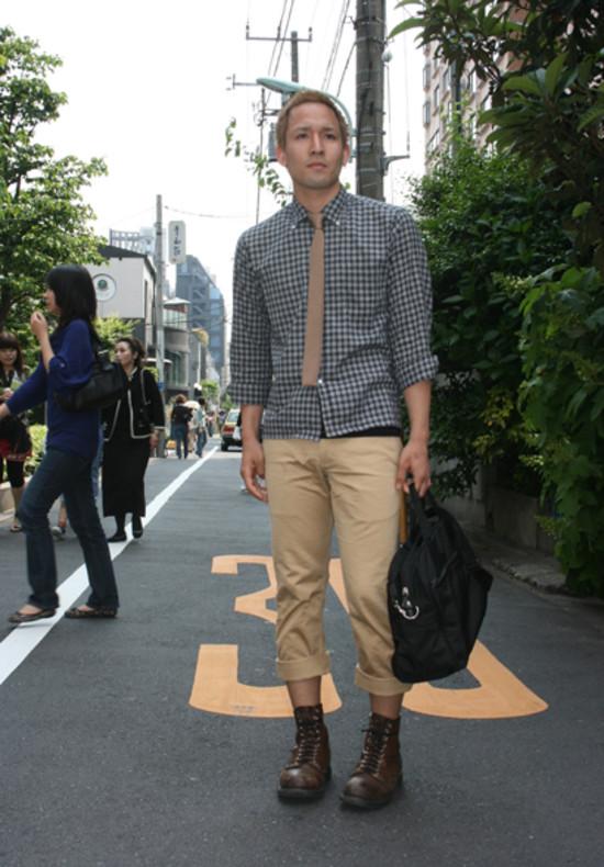 Black and Brown, Tokyo