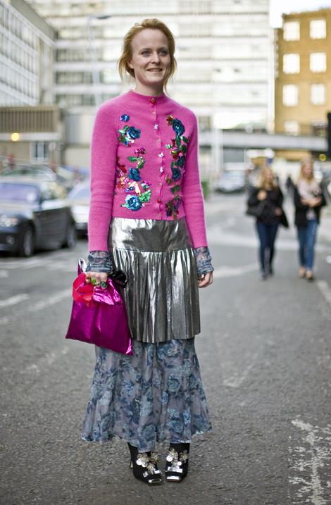 Louise Gray, London