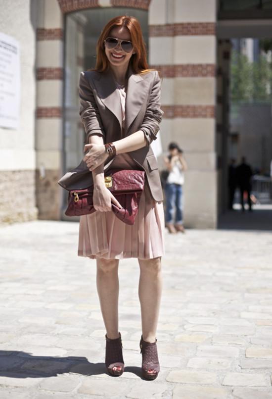 Suzanne, Paris