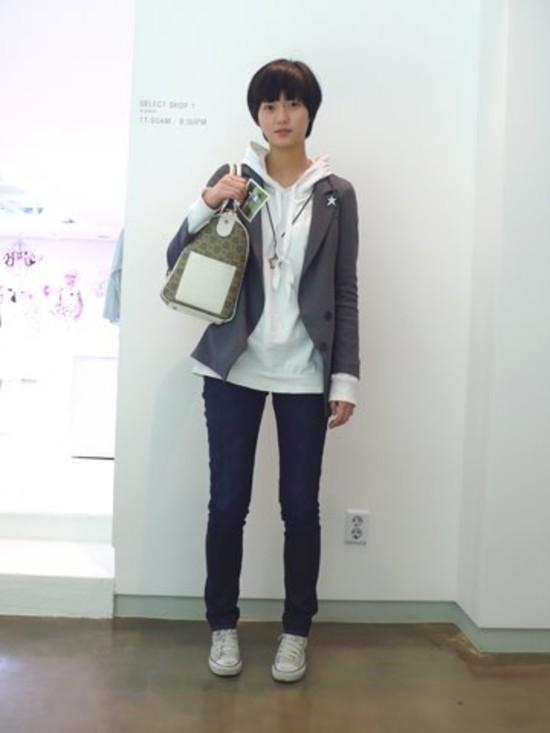 Hwang Do Kyung, Student & Model