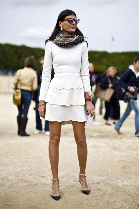 Giovanna Battaglia Valentino Street Fashion Street Peeper Global Street Fashion And