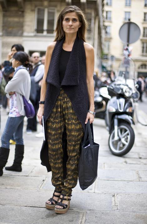 Michelle Kessler-Sanders, Paris
