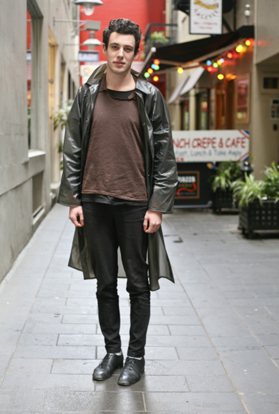 Nice Raincoat, Melbourne   Street Fashion   Street Peeper   Global ...