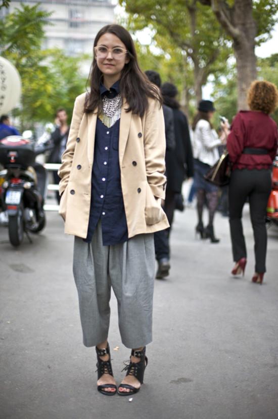 Martha Violante, Paris