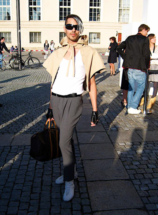 Berlin Fashion Week, Aug 08 II
