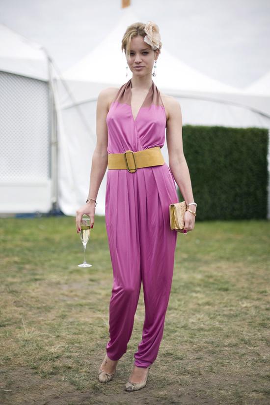 Julie Ordon, Veuve Clicquot Polo Classic