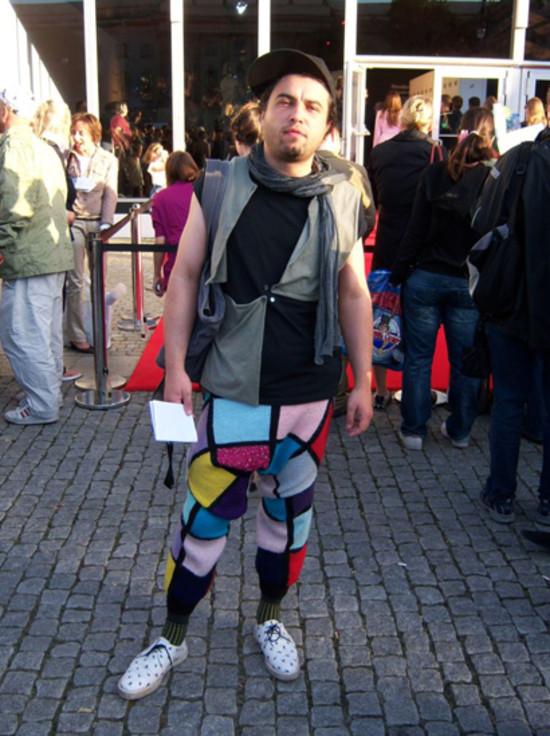Dimitri, Berlin Fashion Week