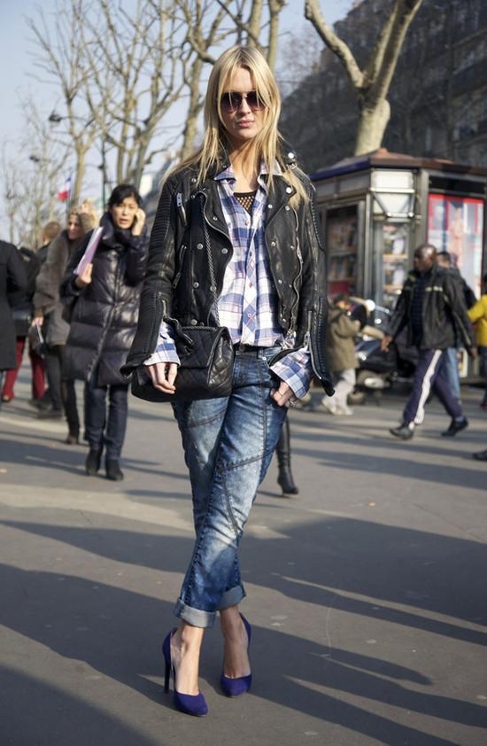 Zanna Roberts. Paris