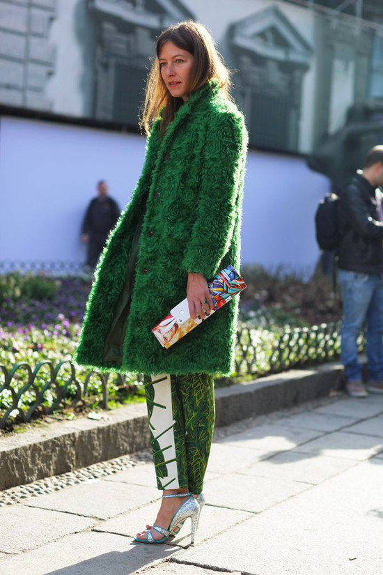 Aurora Sansone, Green+Green