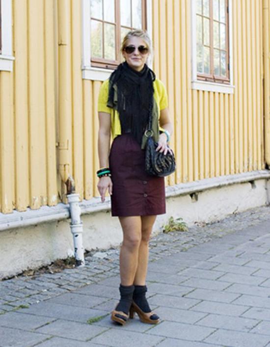 Julie, Oslo