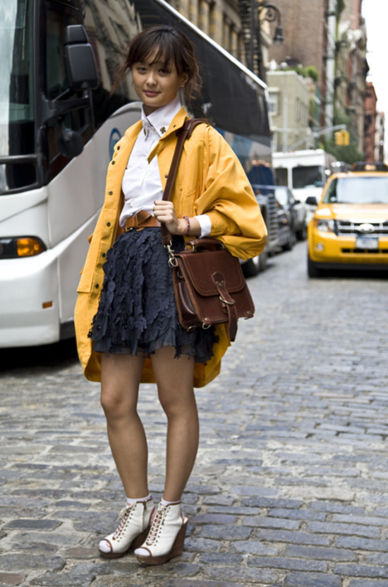 Connie, Taxicab Yellow
