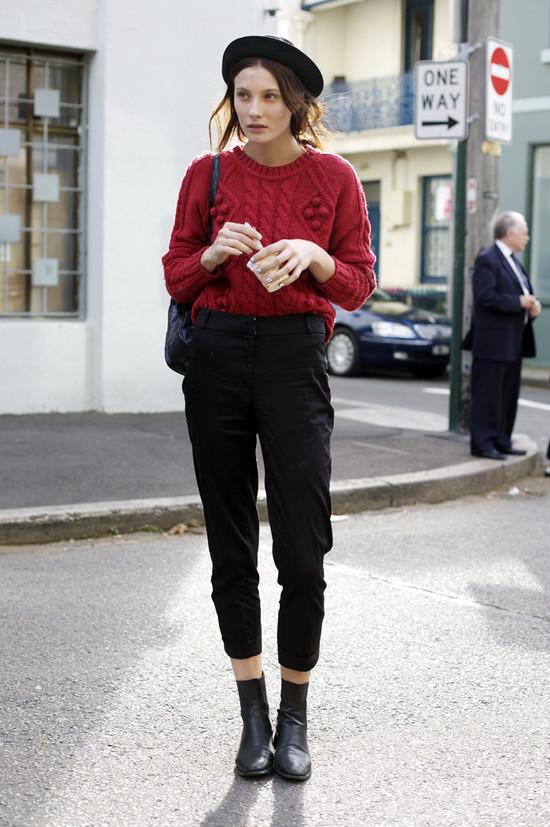 Olivia Thornton, Model, Sydney