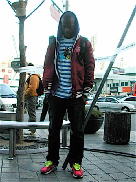 Lloyd, Stylist in Seoul