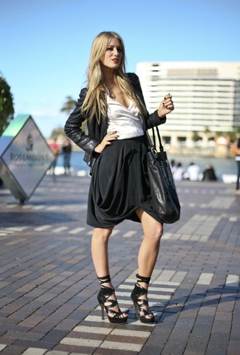 Kira in Estilo, Sydney Fashion Week