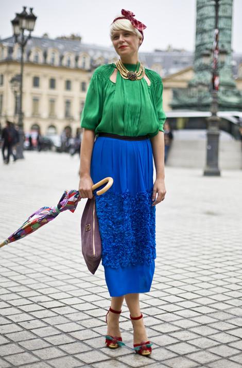 YSL Cherry Shoes, Paris