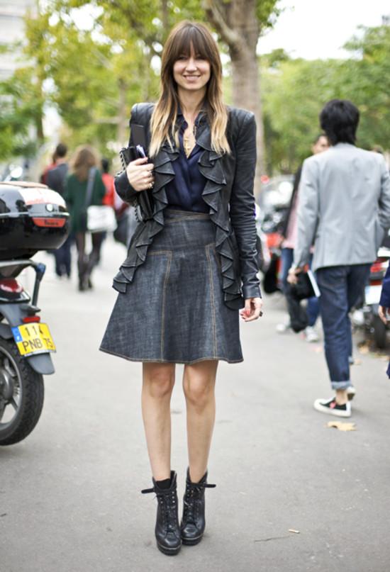 Vanessa Coyle, Blouson Noir, Paris