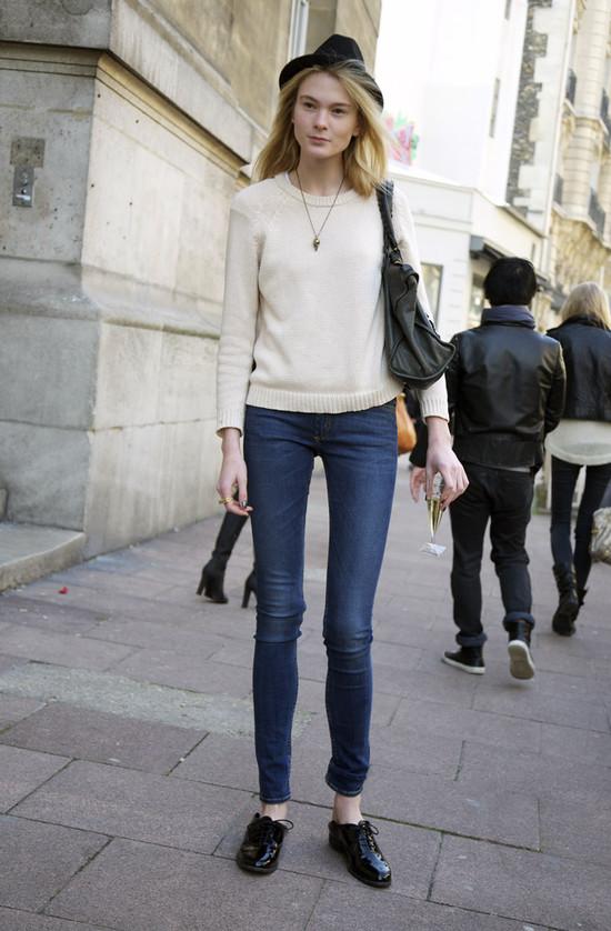 Odeon Paris Street Fashion Street Peeper Global